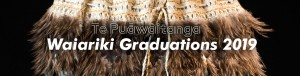 TWoA Waiariki Graduations 2019 (All Ceremonies)
