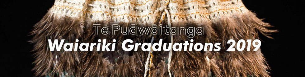 TWoA Waiariki Graduations 2019 (All Ceremonies)