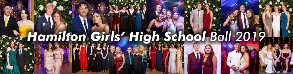 Hamilton Girls' High School Ball 2019