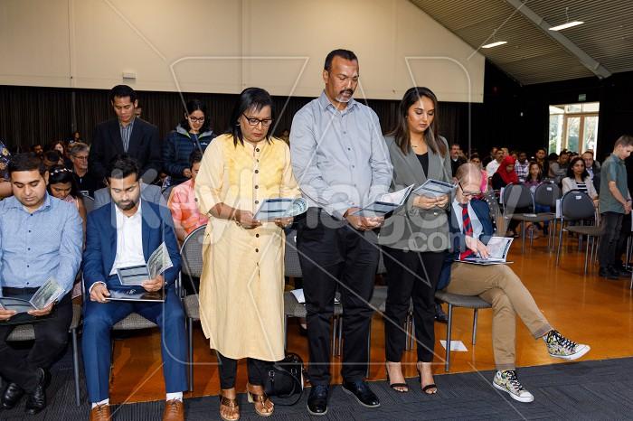 HCC NZ Citizenship Ceremony - 15 July 2019 Photo #127356
