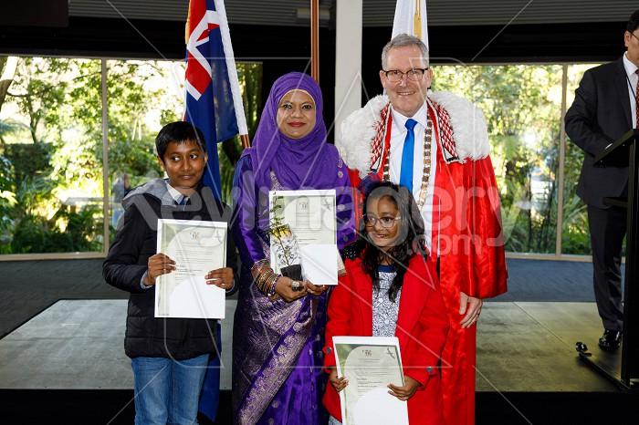 HCC NZ Citizenship Ceremony - 15 July 2019 Photo #127369
