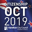 HCC NZ Citizenship Ceremony (October 2019)