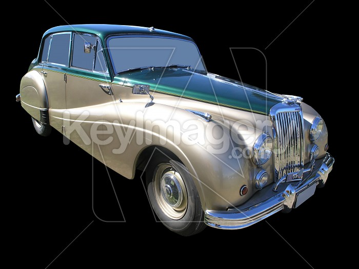 1955 Armstrong Siddeley Sapphire Photo #6660