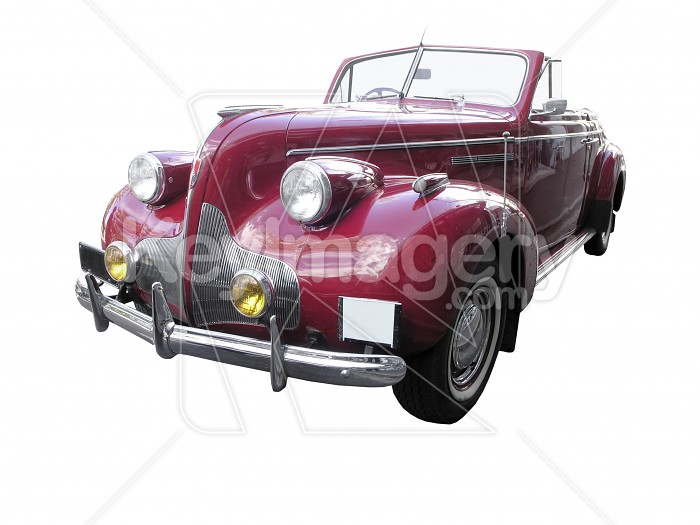 A 1939 Buick 46SC convertible Photo #4782