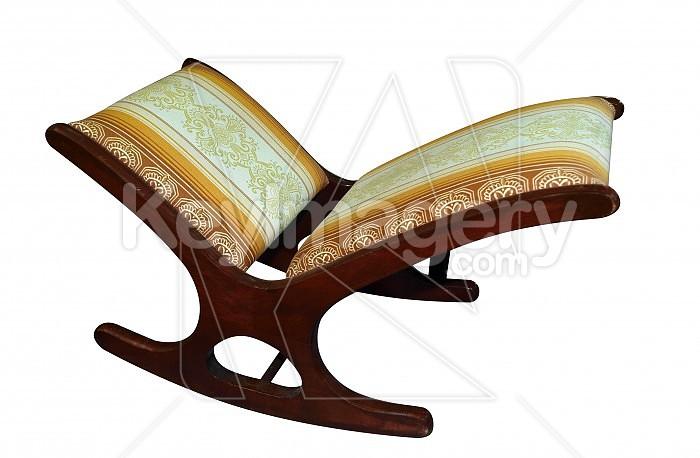 Antique Footstool Photo #30673