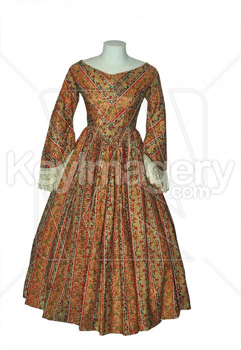 Antique Gown Photo #7839