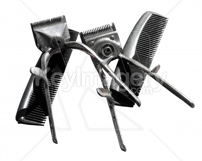 Clippers and Combs Photo #6658