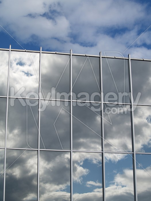 Clouds Over Reflection Photo #4153