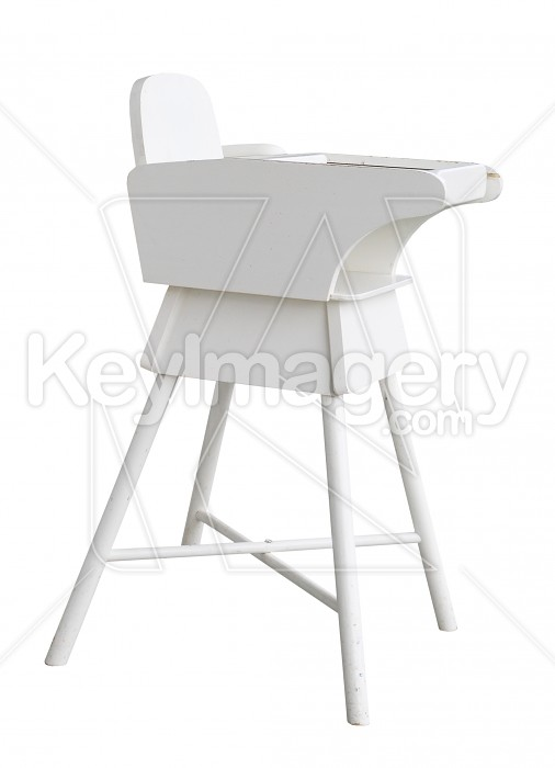 Old Highchair Photo #4367
