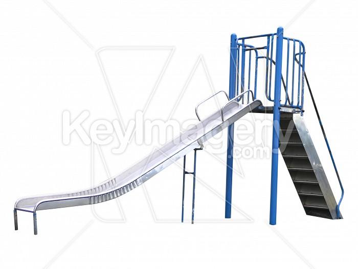 Playground slide Photo #7860
