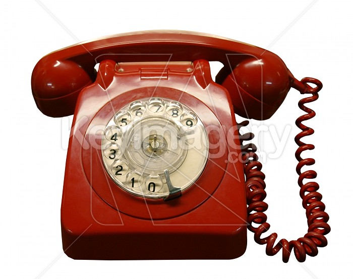 Vintage Telephone Photo #7863