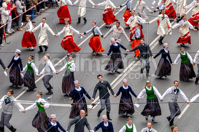 Latvian Song and Dance Festival Photo #61207