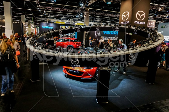 Mazda stand in the Photokina Exhibition Photo #61893
