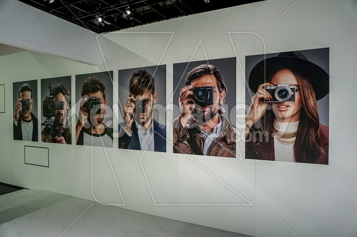 Photokina Exhibition interior in Cologne, Germany Photo #61884