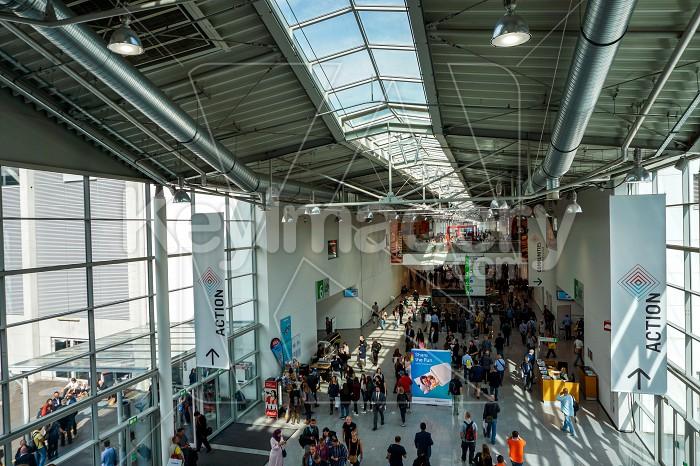 Photokina Exhibition interior in Cologne, Germany Photo #61895