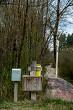 Rural mailbox at the big stone.