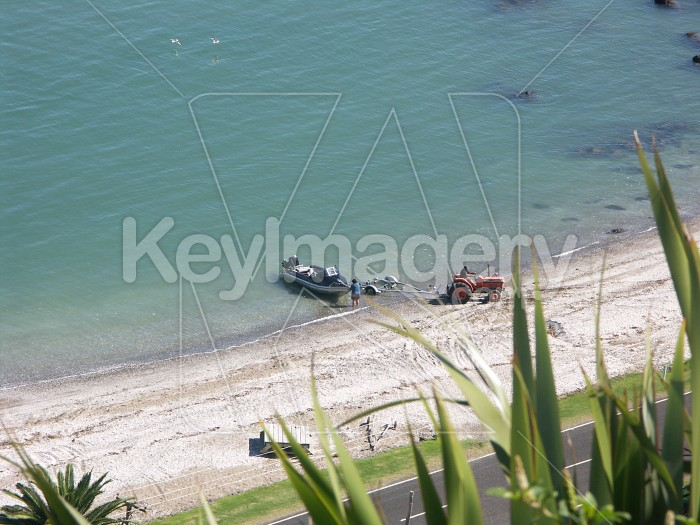 Boat on the beach Photo #4161