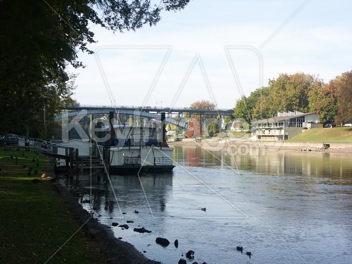 Waikato River Photo #4162