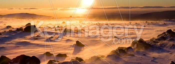 Ruapehu snow Photo #4250