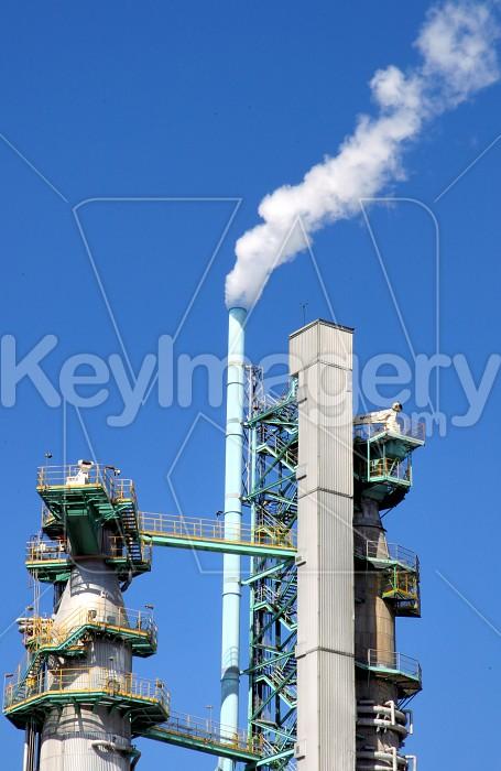 Factory Chimney Photo #4472