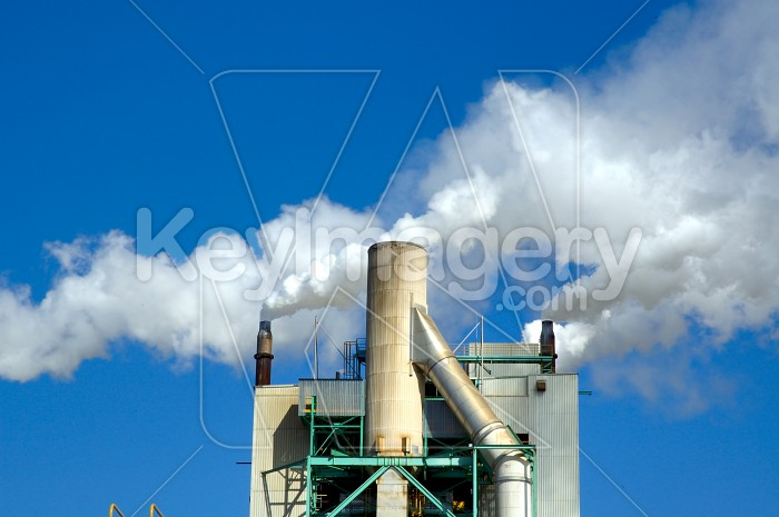Industrial Cloud Photo #4471