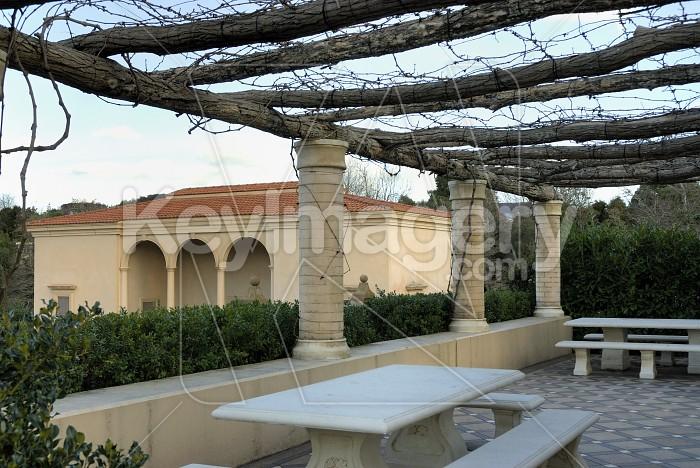 Italian Terrace Photo #6248