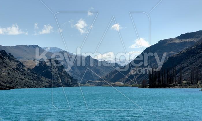 Lake Dunstan Landscape Photo #6250