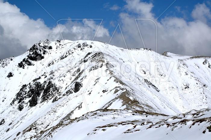 Mountain Range Photo #4488