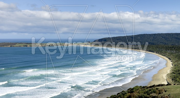 Tautuku Beach, New Zealand Photo #6249