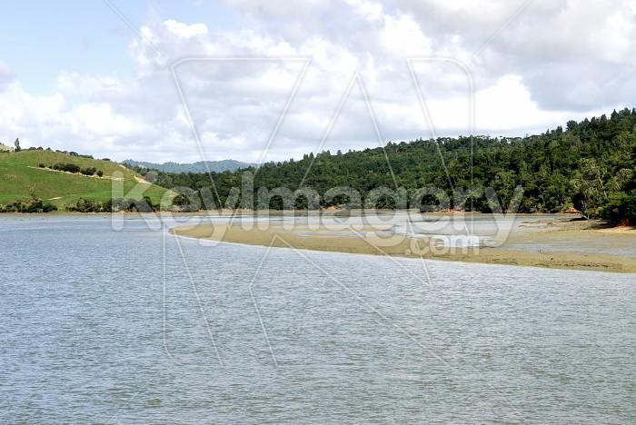 Te Anga Harbour Photo #6245