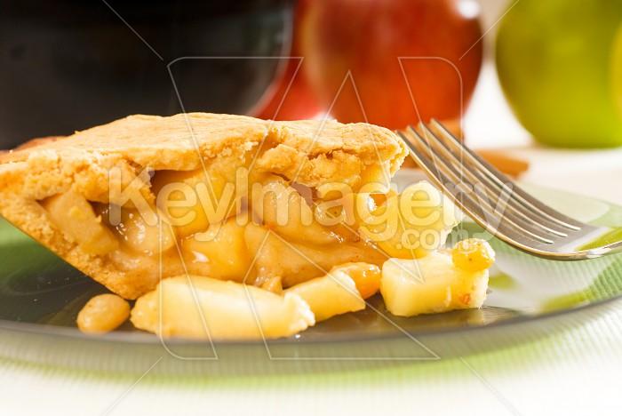 fresh homemade apple pie Photo #51816