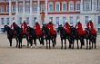 Horses and riders of The Life Guards
