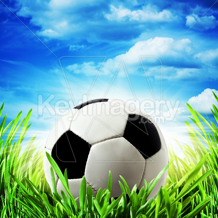 abstract football backgrounds under bright sun Photo #50739