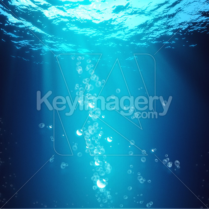 Abyss. Abstract underwater backgrounds Photo #51374