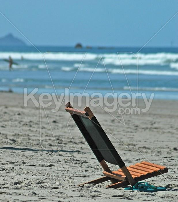 Seat on Beach Photo #6002
