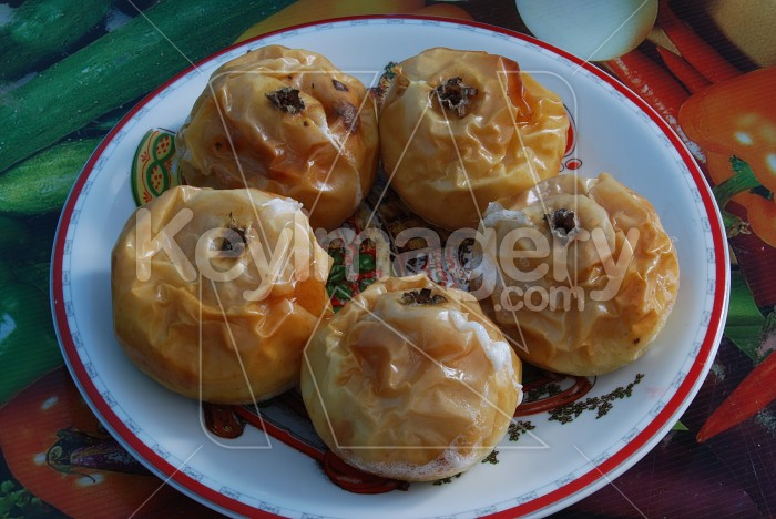Baked Apples Photo #7377