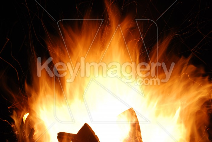Flames of fire Photo #6399