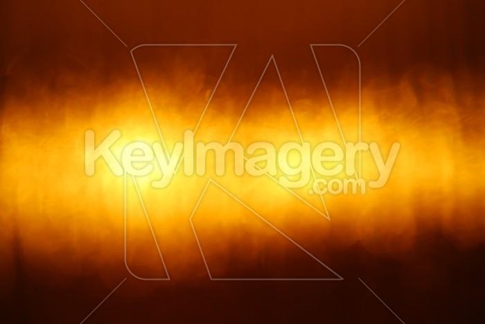 Gas Burning Dust Photo #6387