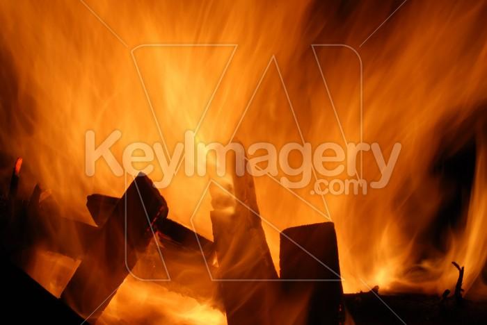 Mist of fire Photo #6400