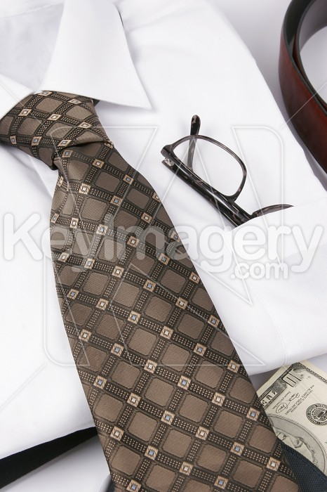 Detail of a Business Man Suit  Photo #7626