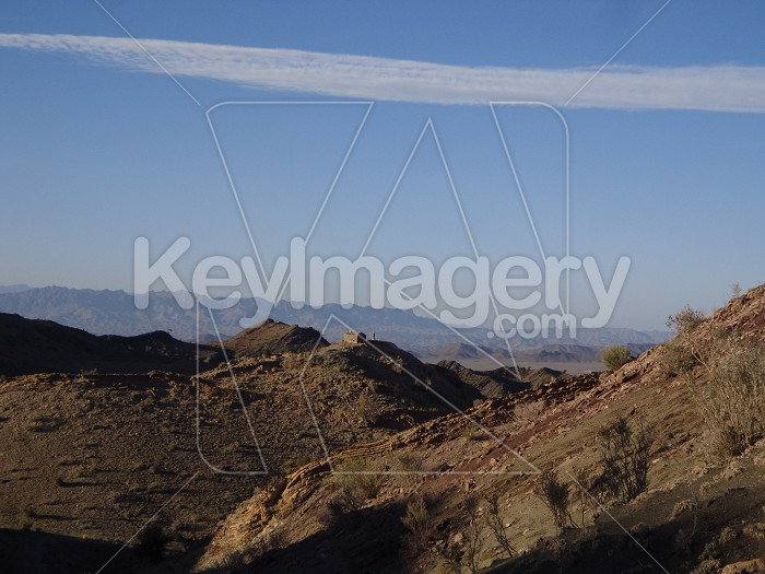 Blue sky and white clouds Photo #55041