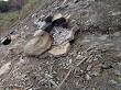 hand made stove of beautiful rock