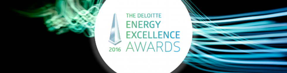 Deloitte Energy Excellence Awards 2016