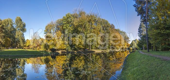 Autumn in Sofiyivka Park in Uman, Ukraine Photo #59592