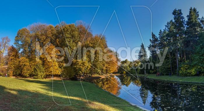 Autumn in Sofiyivka Park in Uman, Ukraine Photo #59593