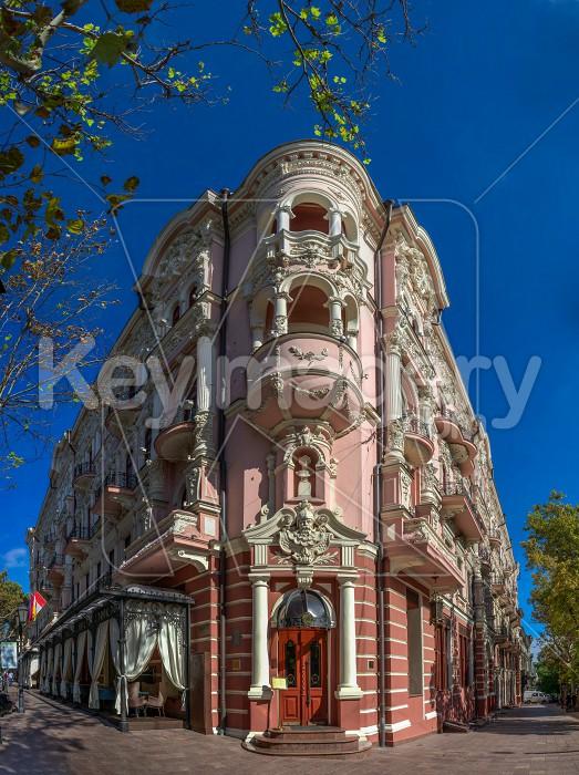 Bristol Hotel in Odessa, Ukraine Photo #62540