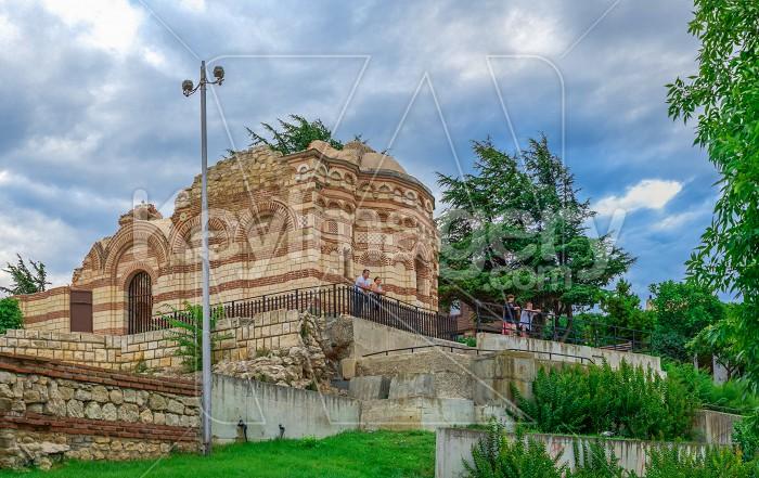 Church of St John Aliturgetos in Nessebar, Bulgaria Photo #62613