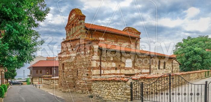 Church of St Stephen in Nessebar, Bulgaria Photo #62635