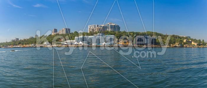 Coast of Odessa panoramic view Photo #59202