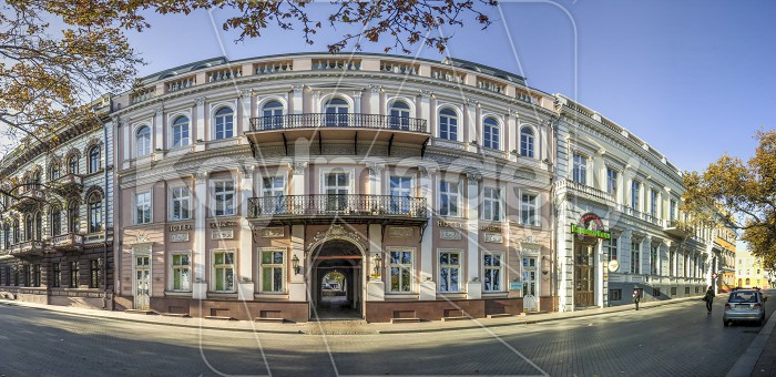 De Versal Hotel in Odessa, Ukraina Photo #61942